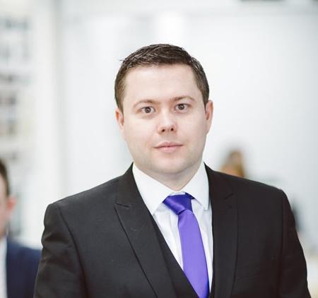 Matthew Butler, Area Director